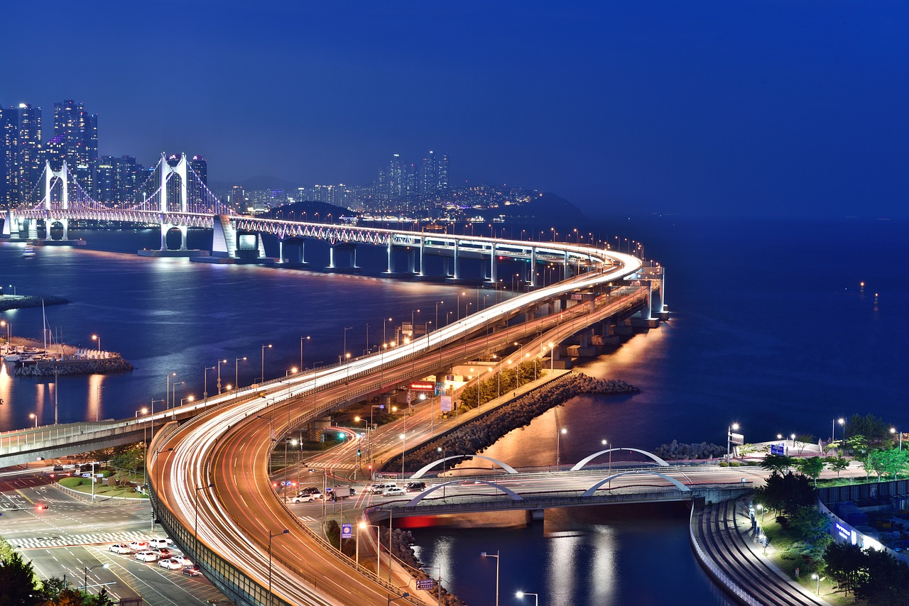 Cidades da Coreia do Sul grandes