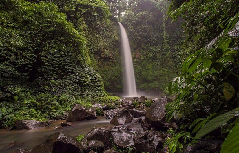 Cachoeiras em Bali