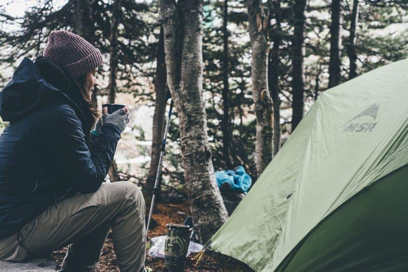 Camping o que levar