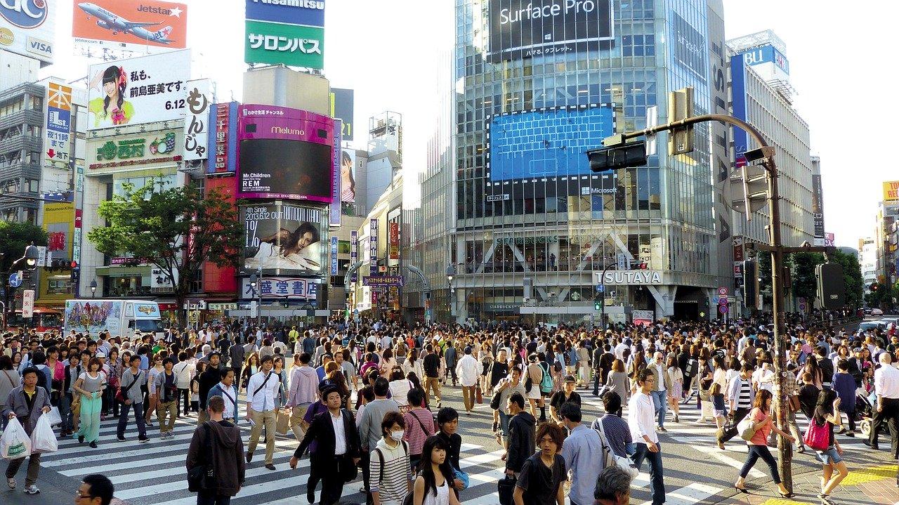 regras transito no Japão