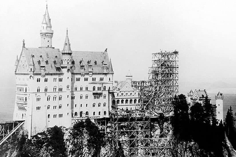 castelo neuschwanstein site oficial