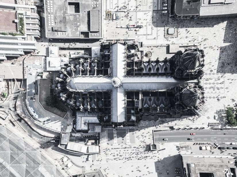 catedral de colônia arquitetos