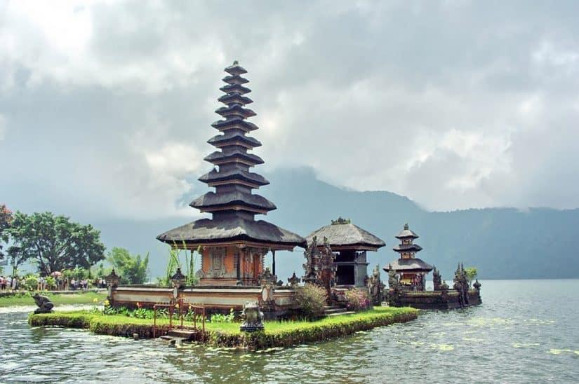 religião em Bali
