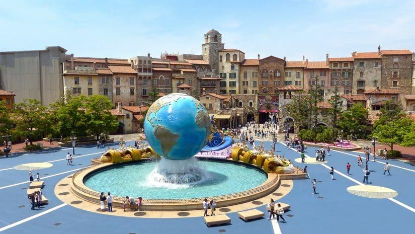 aproveite Disney Tokyo