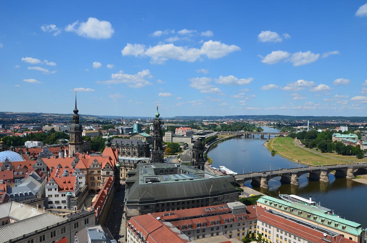 Pontos turísticos de Dresden
