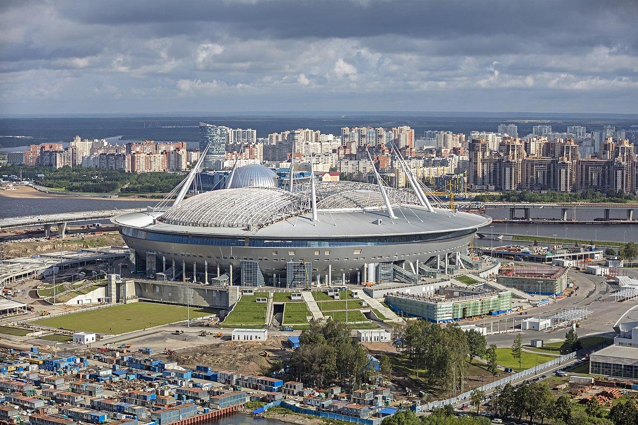 Krestovksy Stadium São Petesburgo