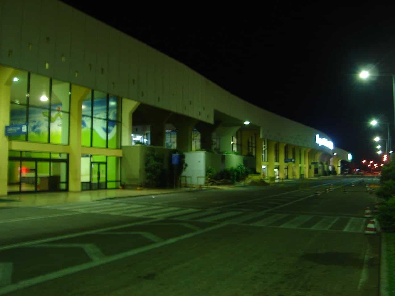 aeroporto de santa cruz de la sierra sigla