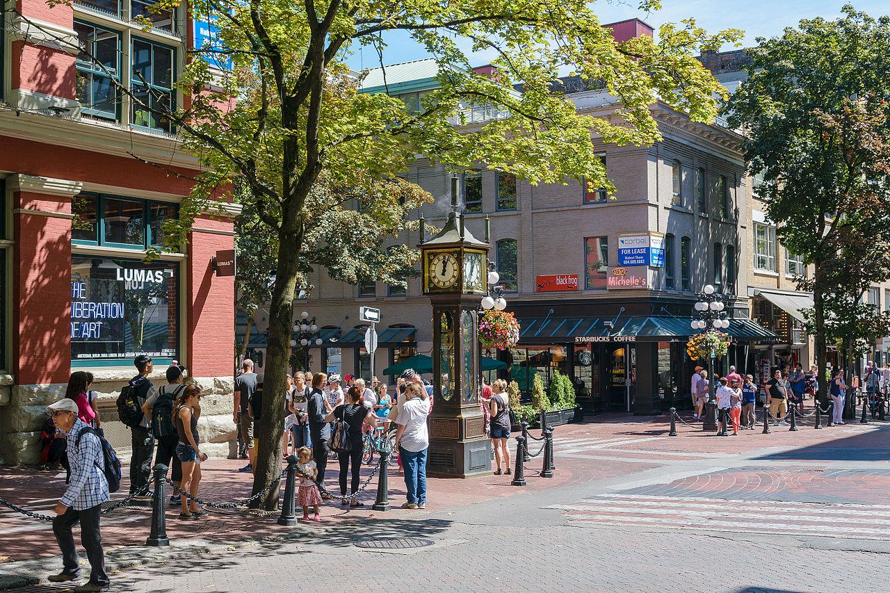 Passeios em Vancouver com comida
