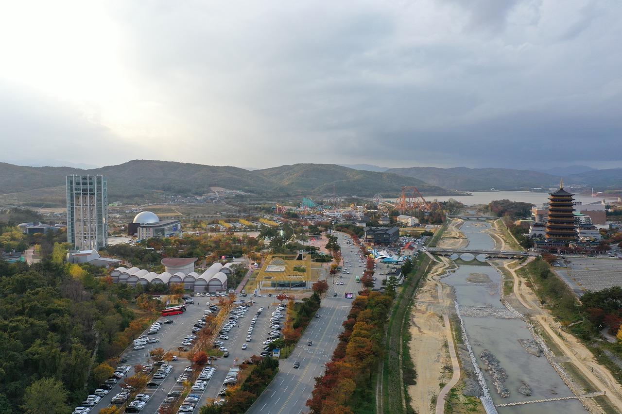Cidades da Coreia do Sul para viajar