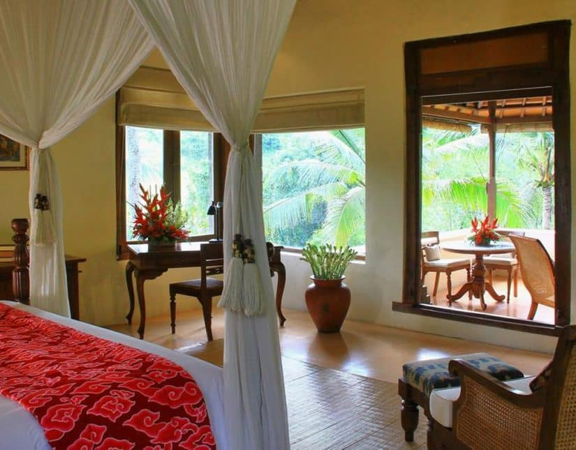 hotel tradicional em Ubud