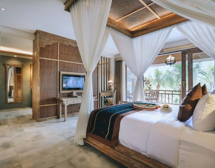 melhores hotéis em Ubud