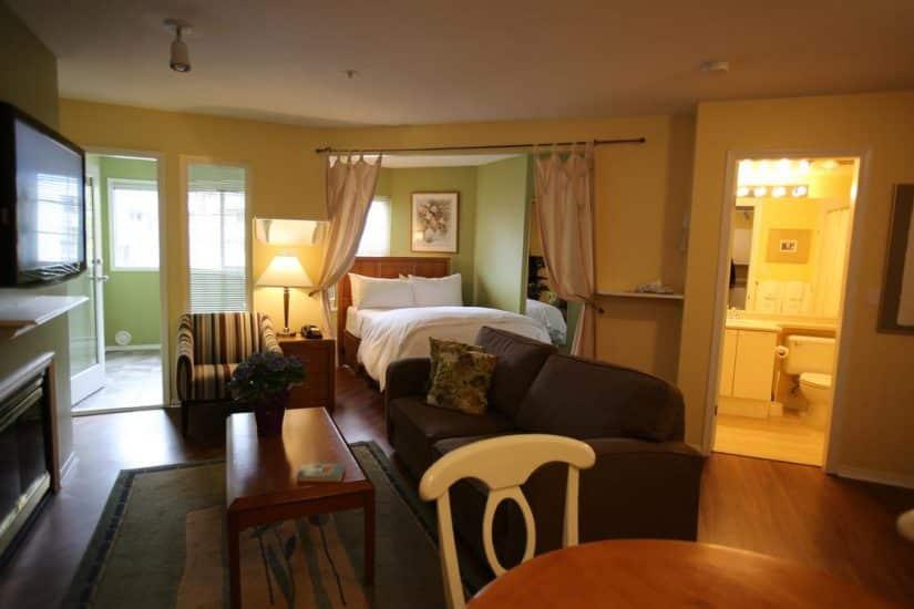 Hotéis em Vancouver práticos