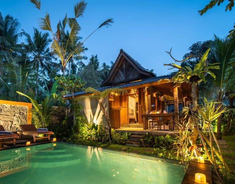 principais hoteis da indonesia
