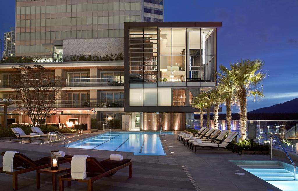 Hotéis em Vancouver chiques