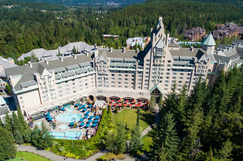 Hotéis no Canadá rurais d