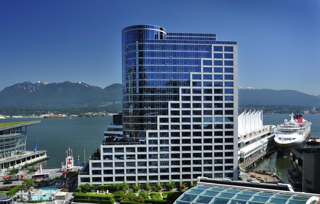 Hotéis no Canadá modernos