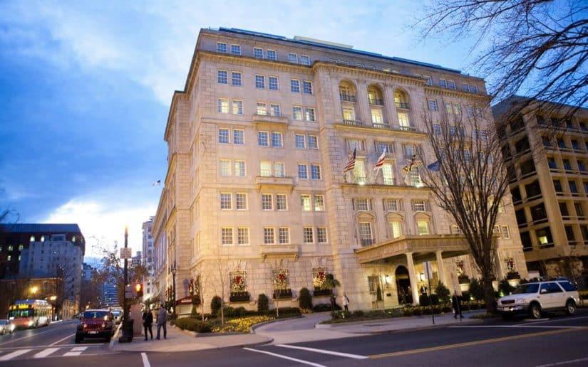 hoteis em Washington