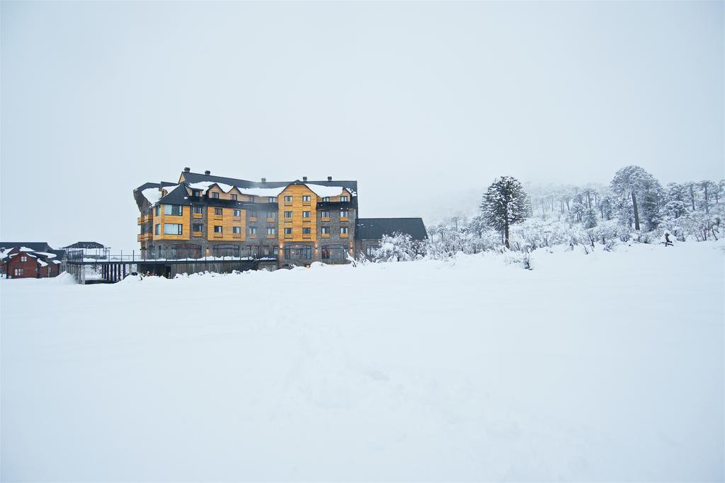 hospedagem em centro de esqui América do Sul
