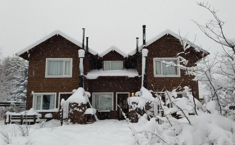 Hotéis na neve em Bariloche perto de Cerro Catedral