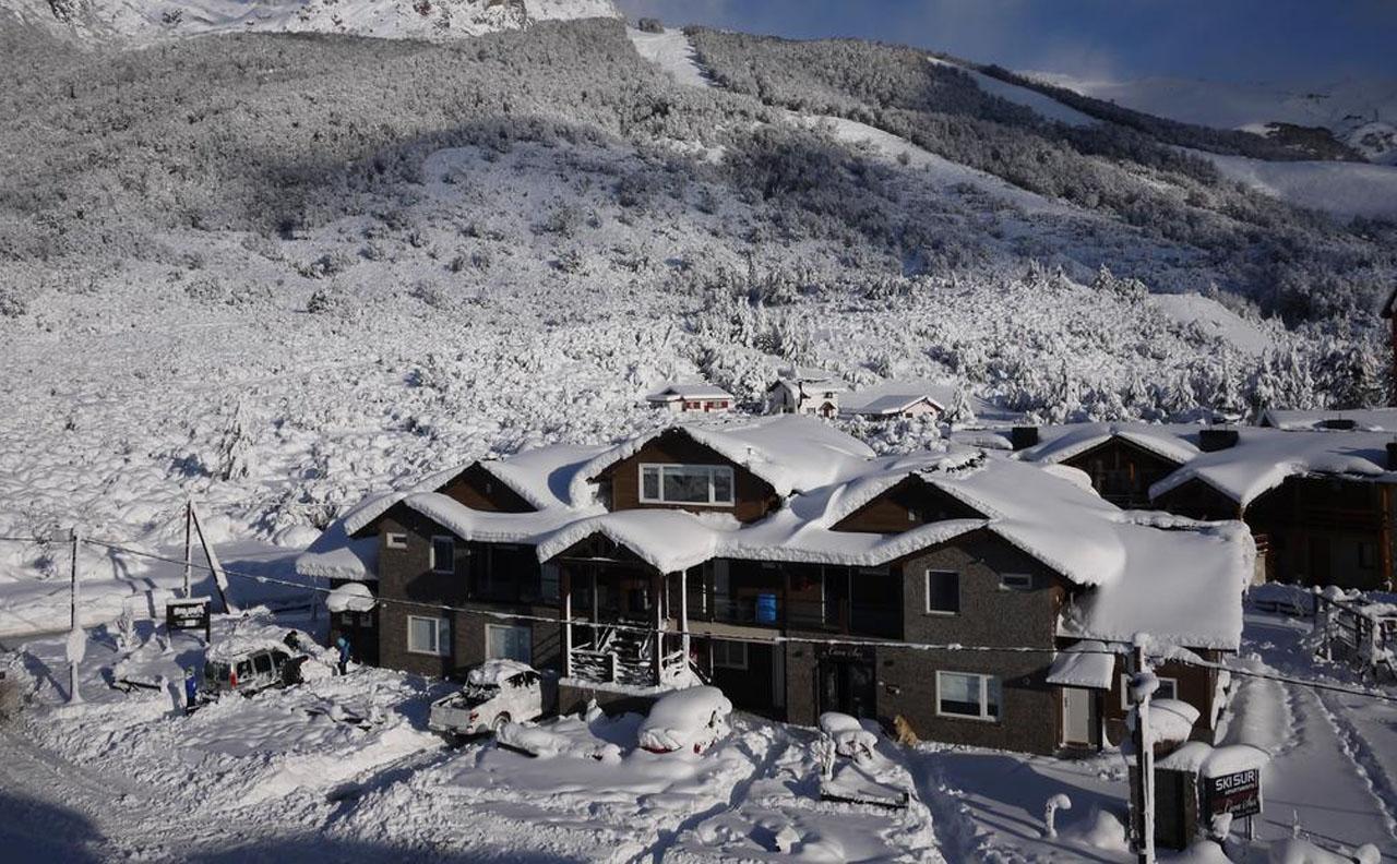 Hotéis na neve em Bariloche para família