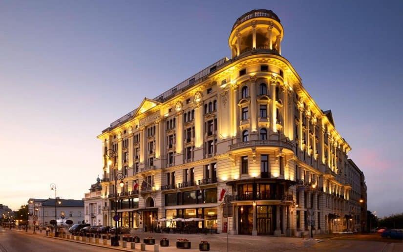 Onde ficar na Polônia em hotel de luxo