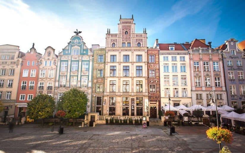 Hospedagem em Gdansk