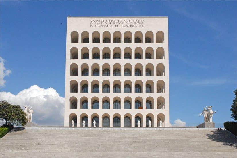 Roteiro alternativo Roma