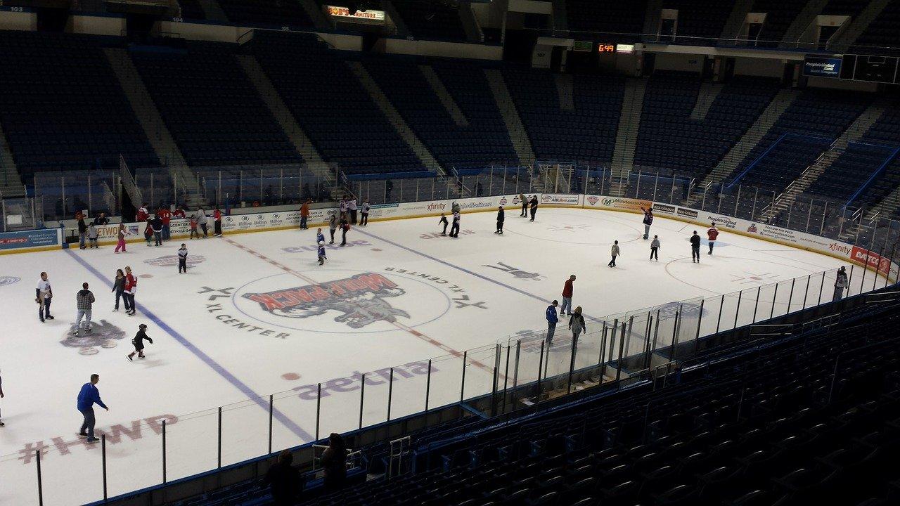 Kendall Ice Arena em Miami