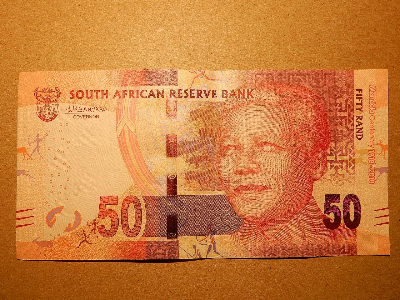 Principais moedas da África
