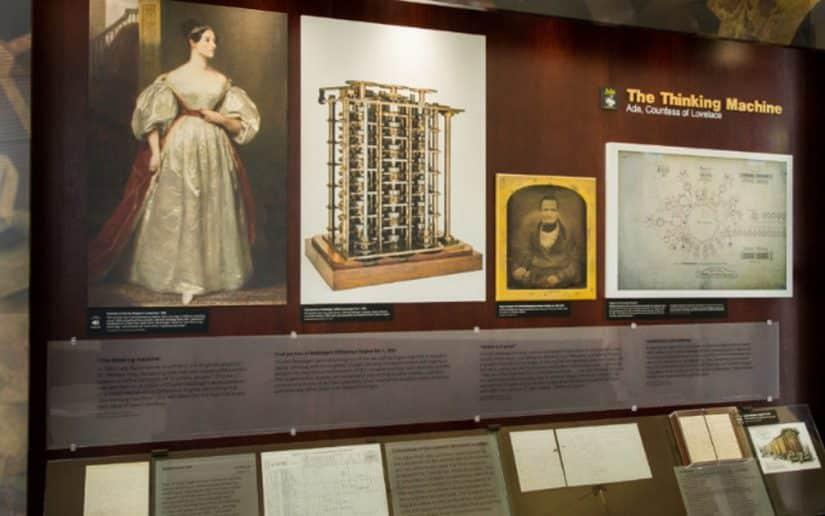 Museu do Computador no Vale do Silício mostra