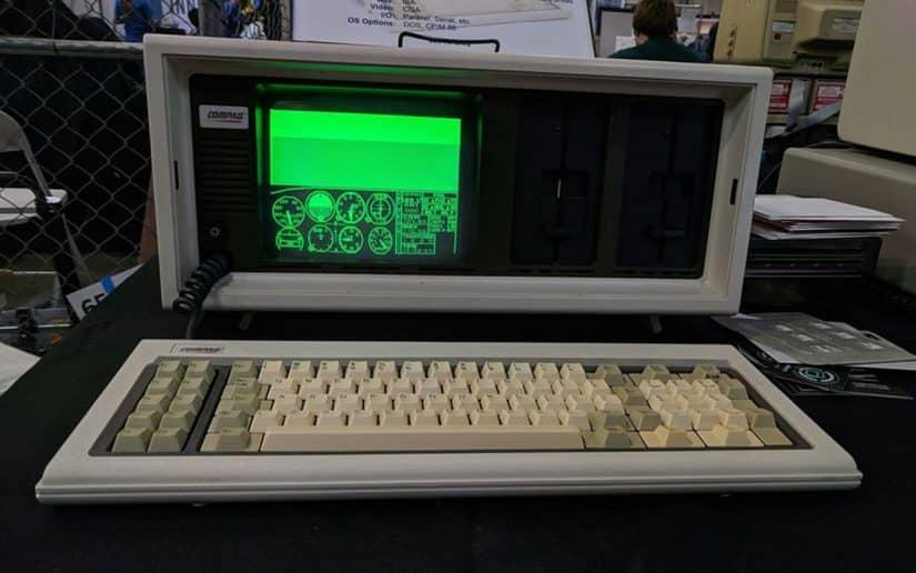 Museu do Computador no Vale do Silício exposição