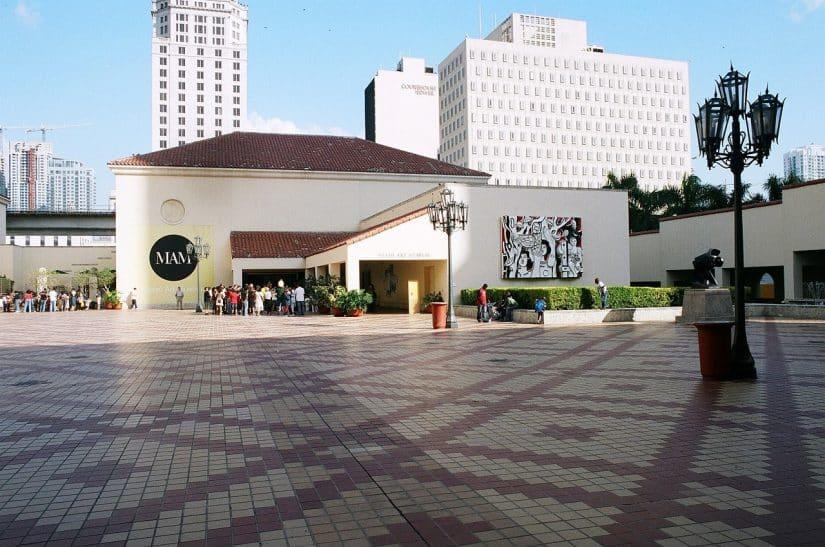 Pérez Art Museum em Miami
