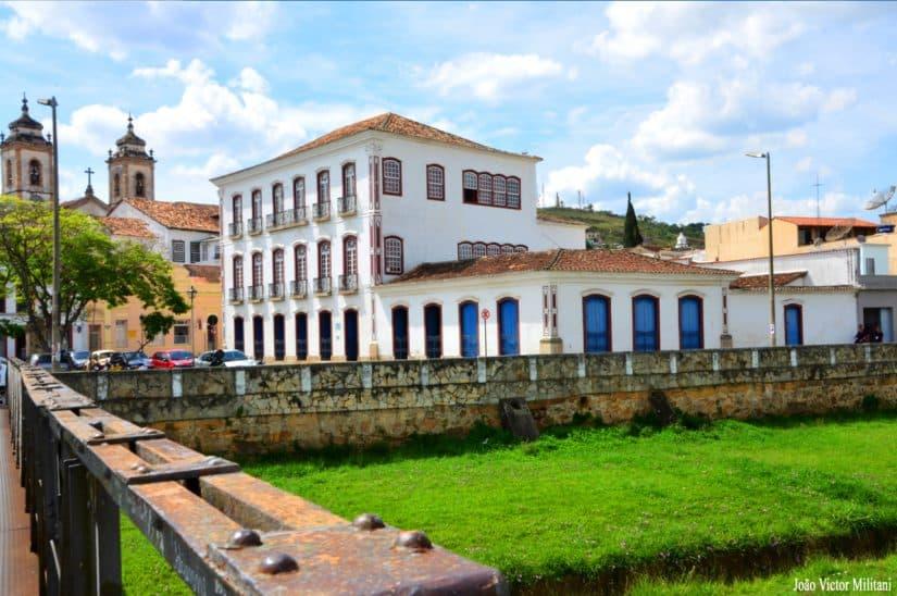 pontos turisticos de São João del-Rei