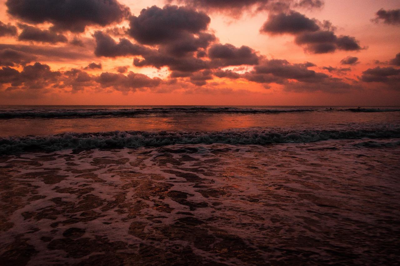 noite em Bali