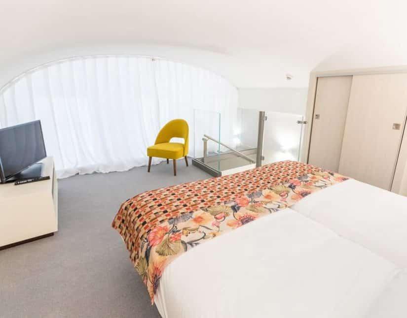 Hotéis criativos na França