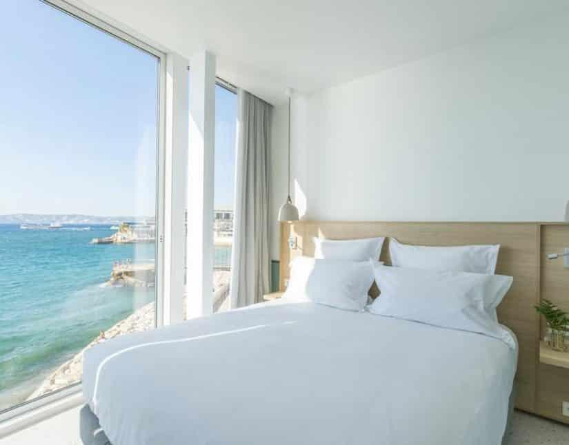 hotel com vista para o mar marselha