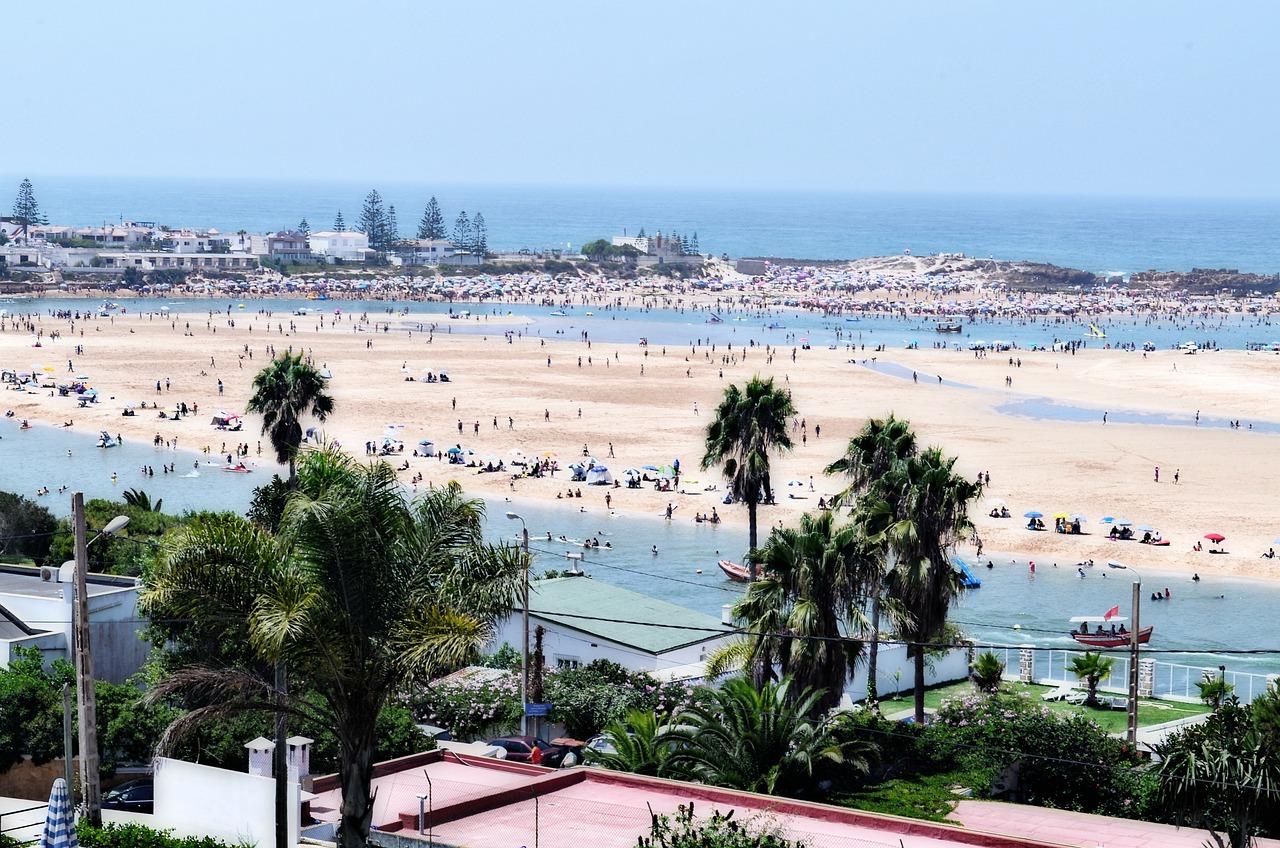 Cidades perto de Casablanca