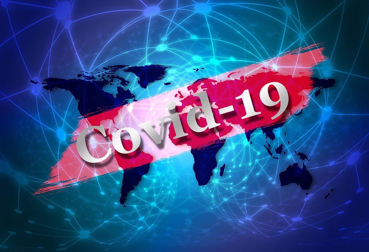 Casos de Coronavírus pelo mundo