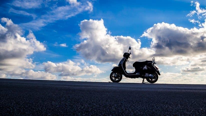 Passeios em Ibiza de scooter