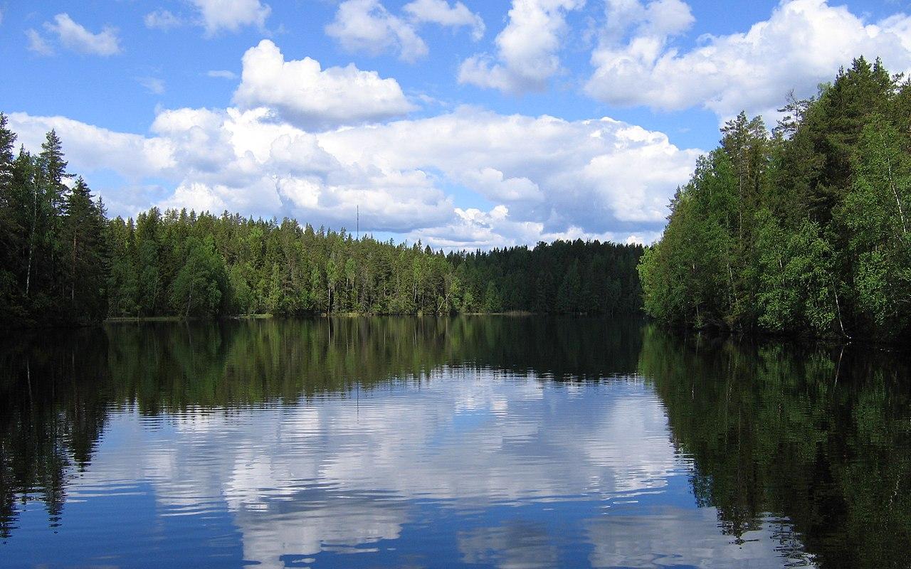 passeios na finlandia Parque Nacional Nuuksio