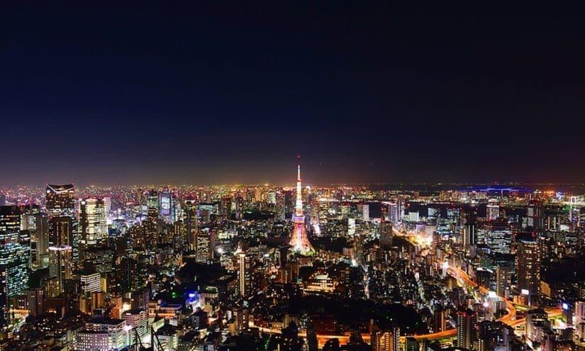 passeios no Japão Tokyo