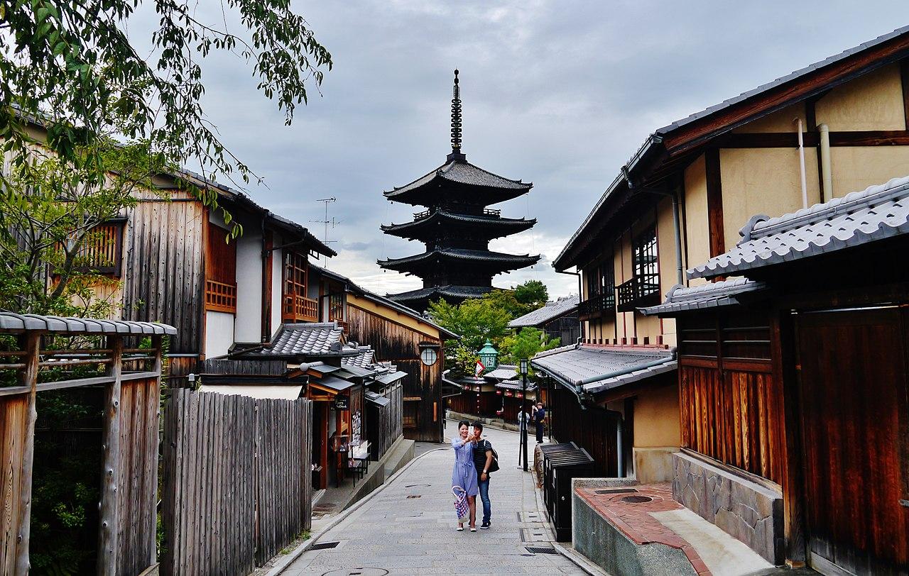 passeios no Japão