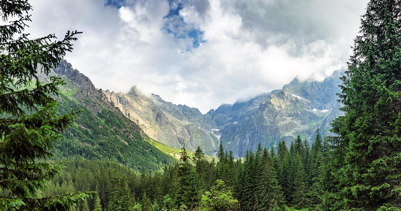 Tour no Parque Nacional de Tatra