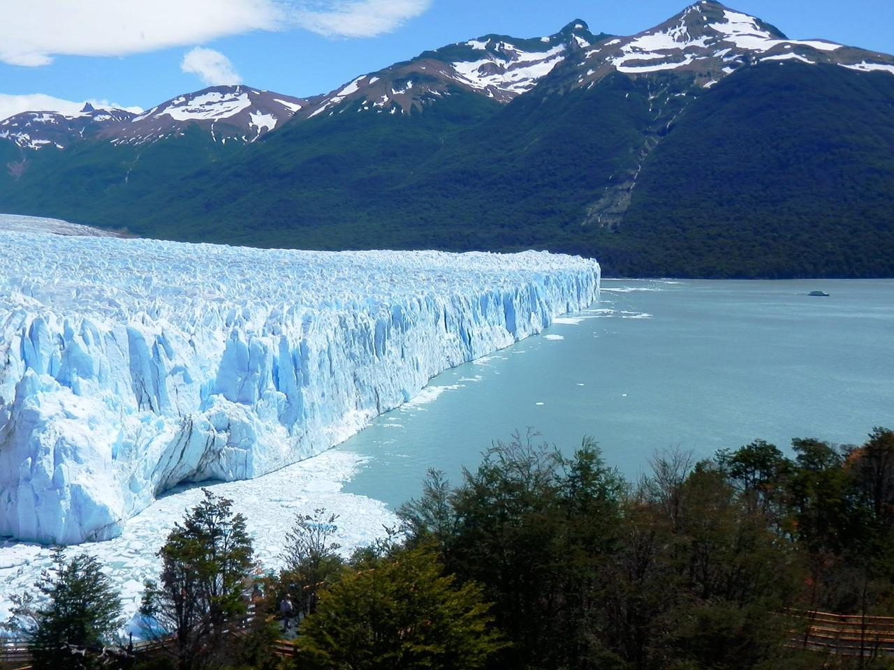 Glaciares na Argentina