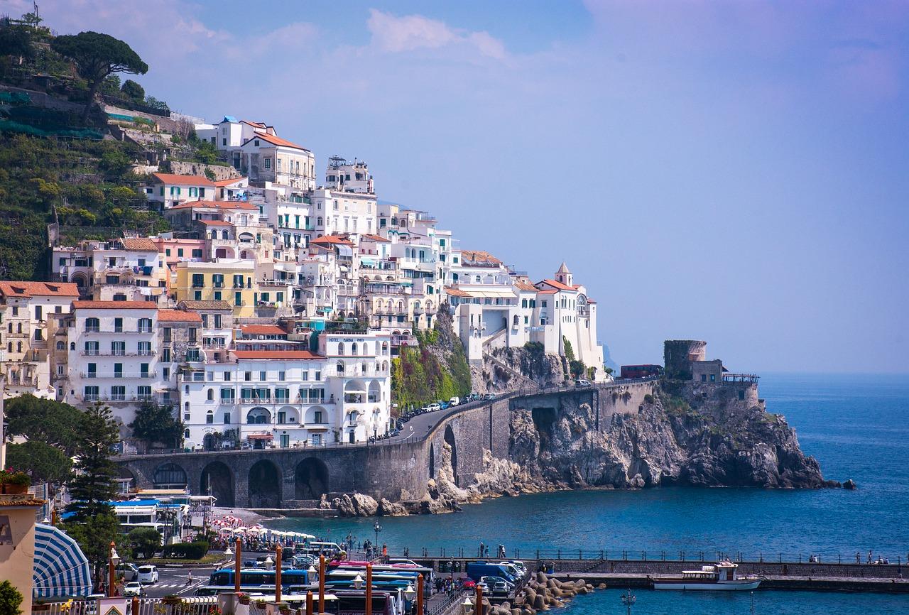 campania italia cidades