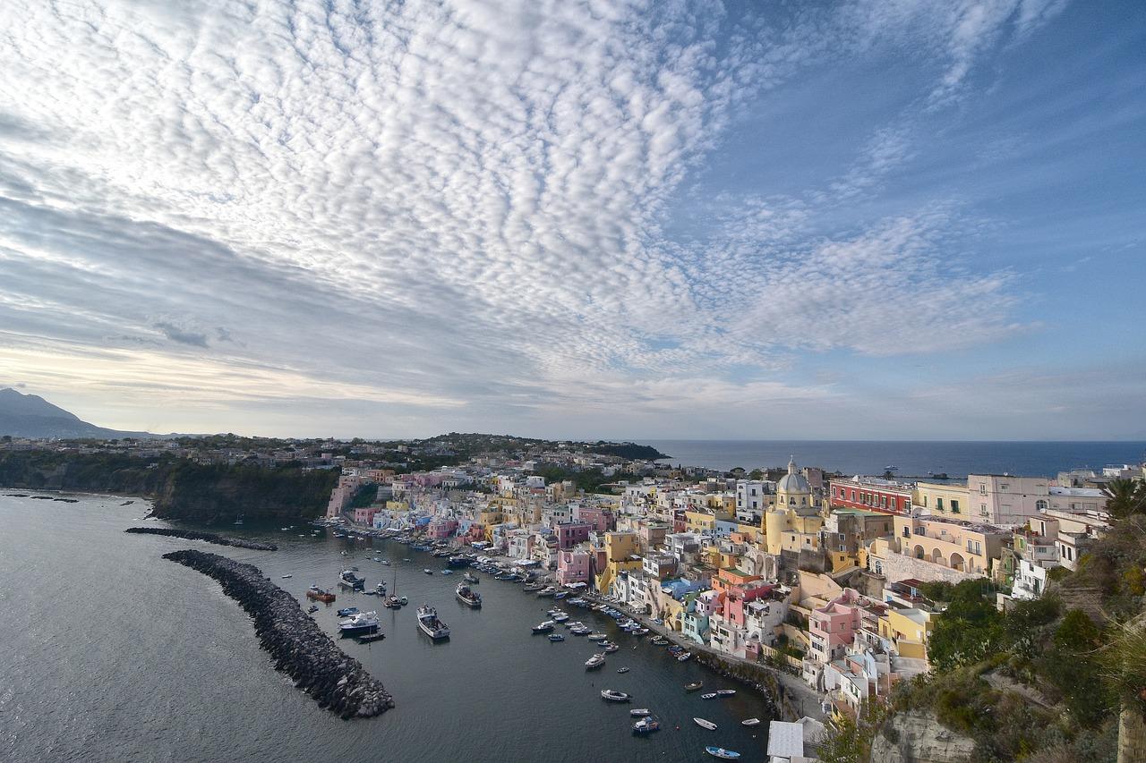 pontos turísticos de napoles porto
