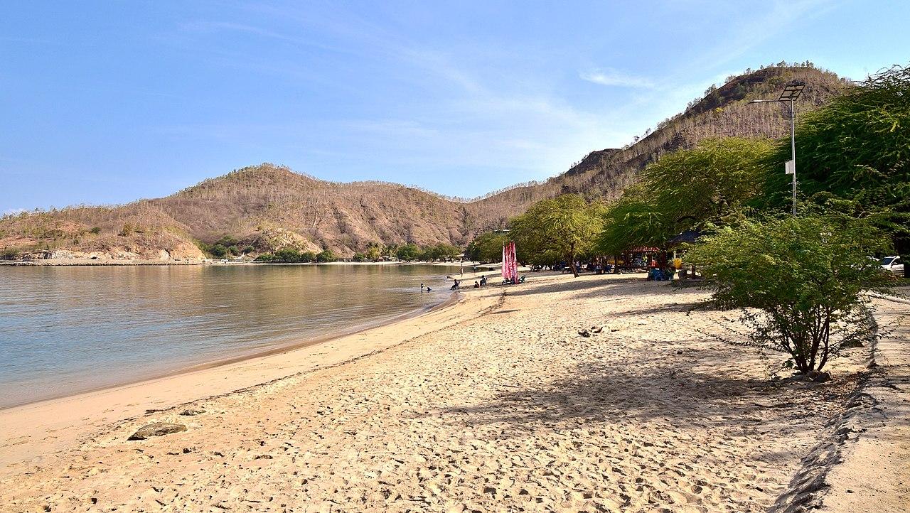 Timor-Leste praias