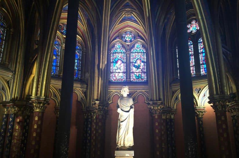 sainte chapelle historia