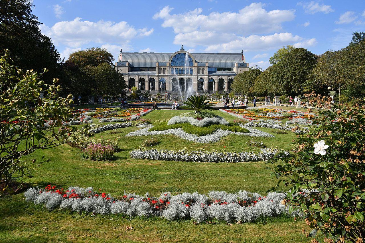 pontos turísticos de colonia jardim botanico