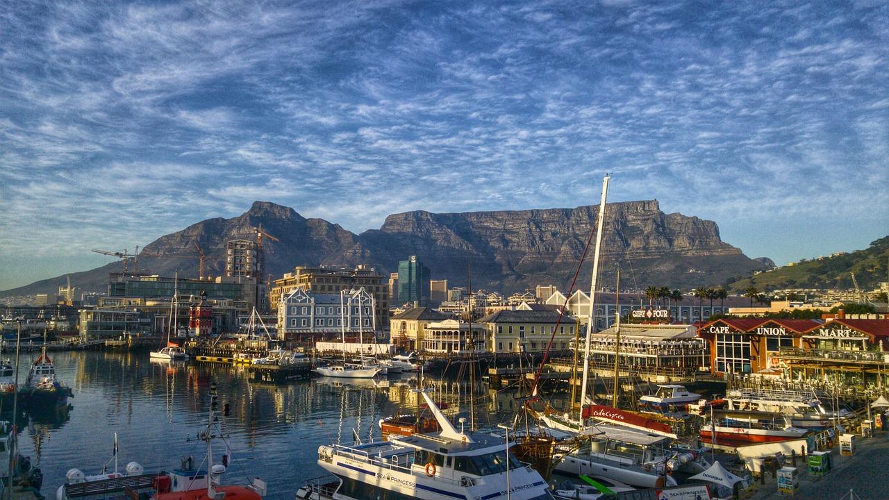 Quanto gasto em Cape Town